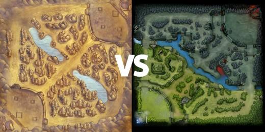 Fan Wars  Dota 2 vs League of Legends